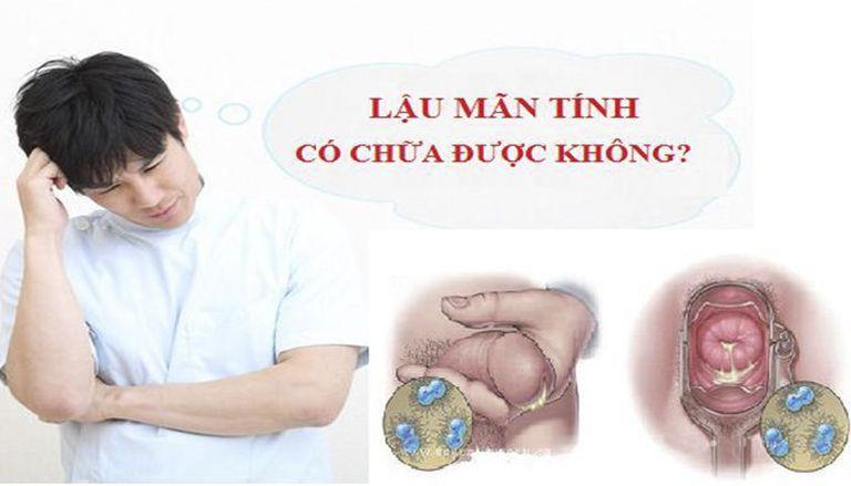 Moi truong hop benh lau se co mot phac do dieu tri rieng