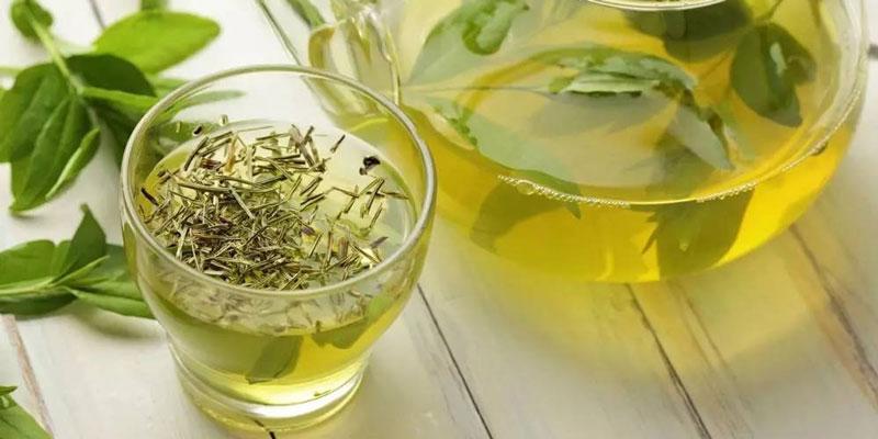 chữa bệnh sùi mào gà tại nhà hiệu quả bằng trà